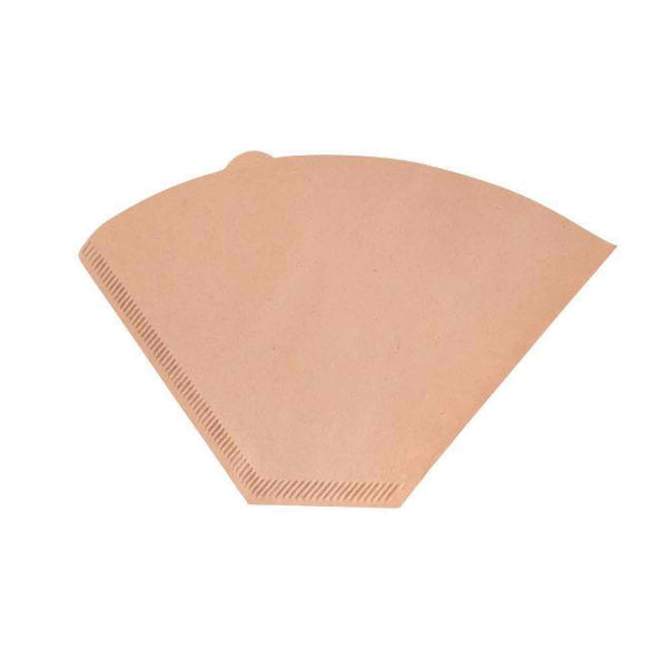 Unbleached Size 4 Filter Papers - 50