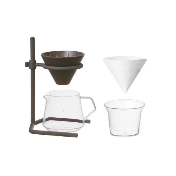 Kinto SCS S04 Brewer Stand Set - 4 Cup
