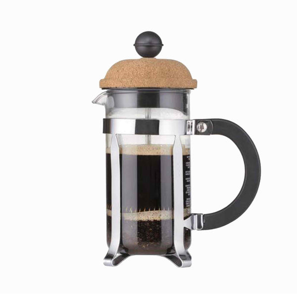 Bodum Chambord Coffee Maker 350ml - 3 Cup - Cork Lid