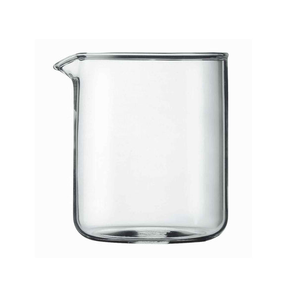 Bodum Spare Glass Beaker For 4 Cup Cafetiere - 0.5l / 17oz