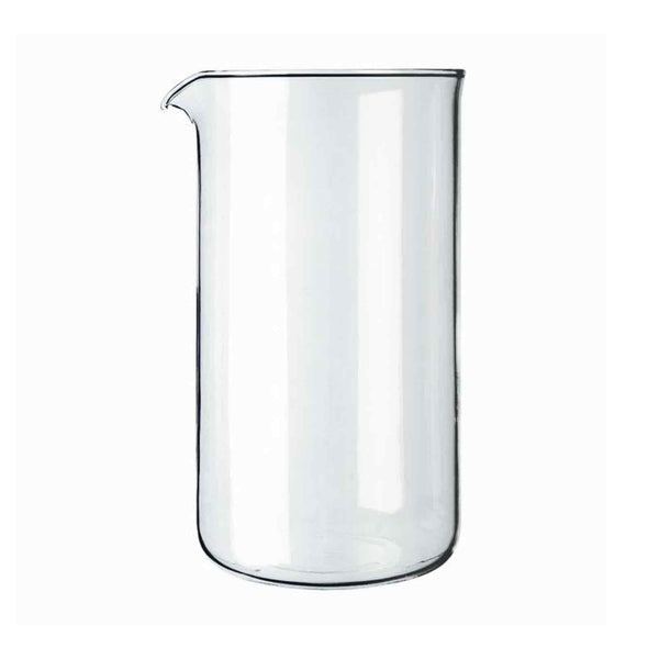 Bodum Spare Glass Beaker For 8 Cup Cafetiere - 1l / 34oz