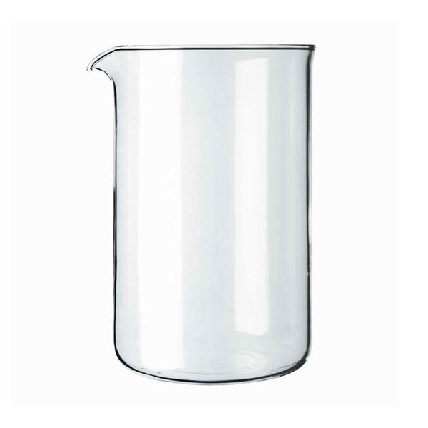 Bodum Spare Glass Beaker For 12 Cup Cafetiere - 1.5l / 51oz