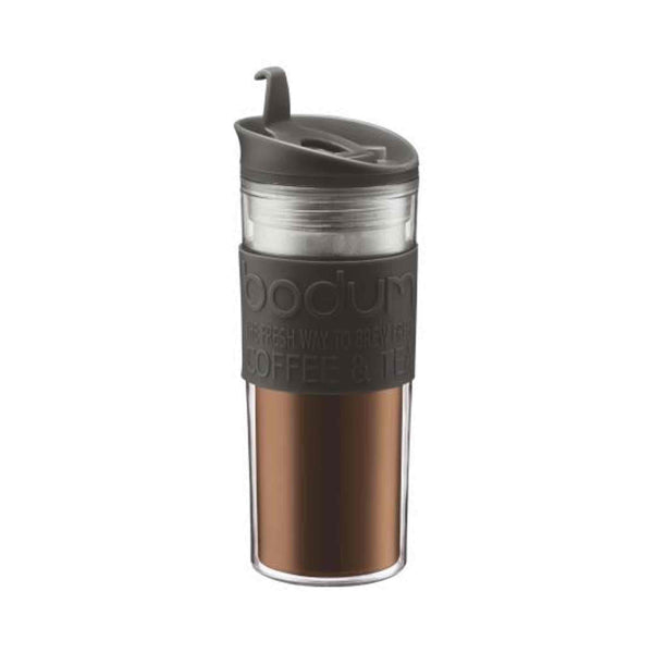 Bodum Travel Coffee Mug - Plastic - 0.45l - 15oz