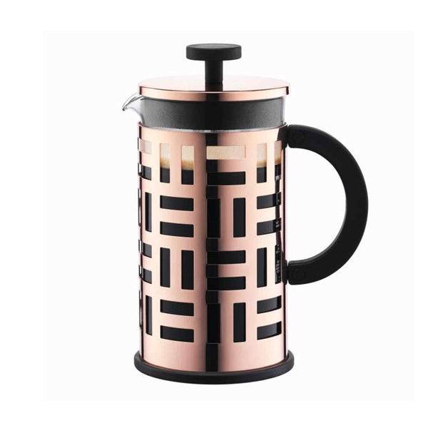 Bodum Eileen Coffee Maker 1000ml - 8 Cup - Copper
