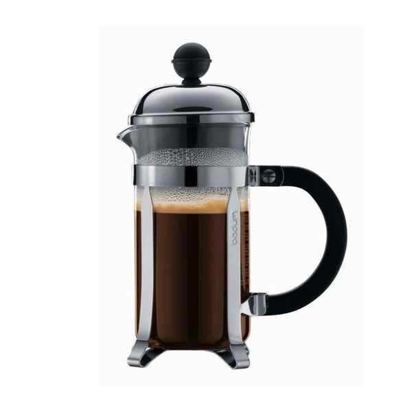 Bodum Chambord Coffee Maker 350ml - 3 Cup - Stainless Steel