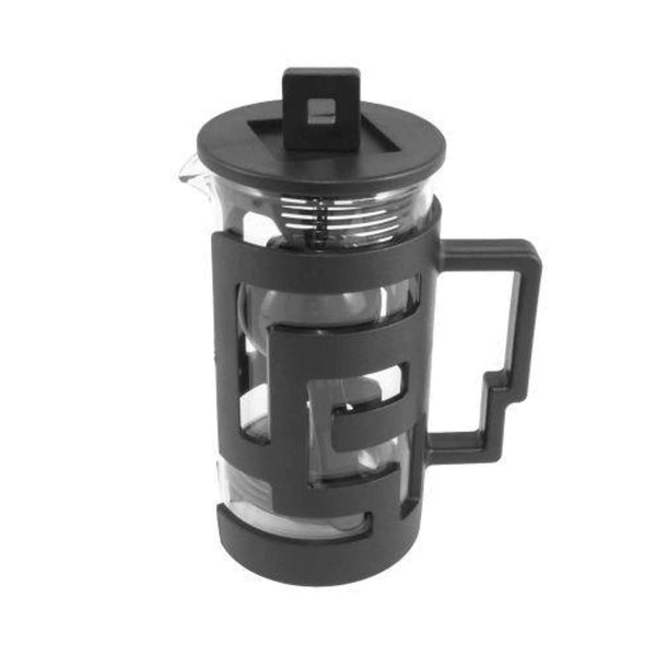 Tiamo Glass French Press 800ml - Black