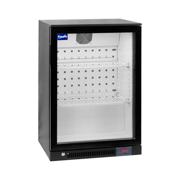 Prodis NT1BHLO-HC Low Profile 850mm High Single Door Bottle Cooler