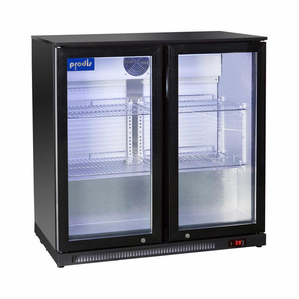 Prodis 2 Door Under Counter Bottle Cooler