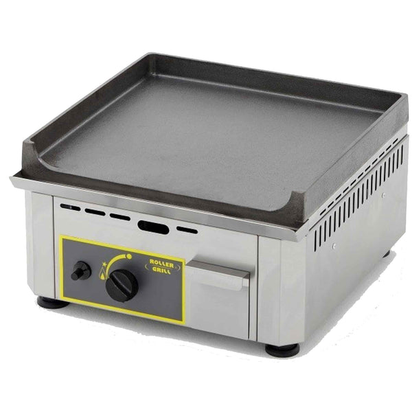 Roller Grill Cast Iron Griddle - Gas - 400w x 475d x 230h (mm) - PSF400G