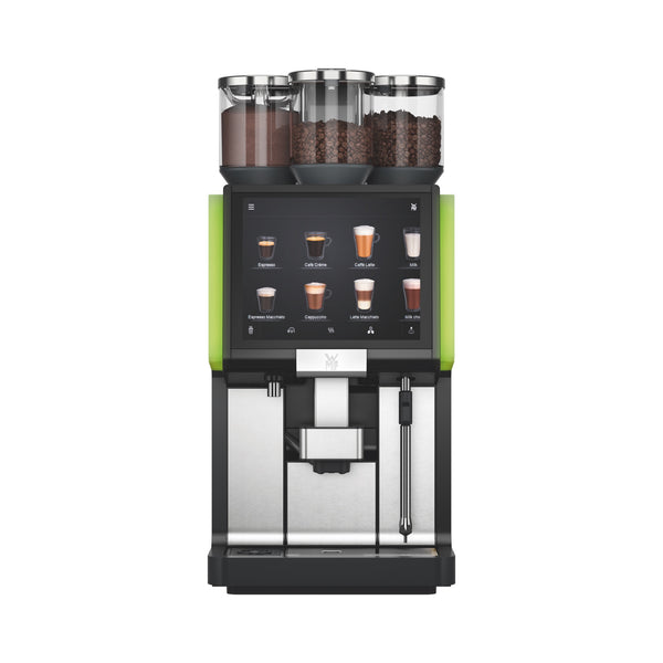 WMF 5000 S and S+ Bean to Cup Coffee Machines - 250 Cups Per Day