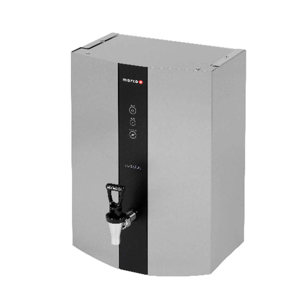 Marco Ecoboiler Wall Mounted Water Boiler With Tap - 570d x 240w x 690h - WMT5