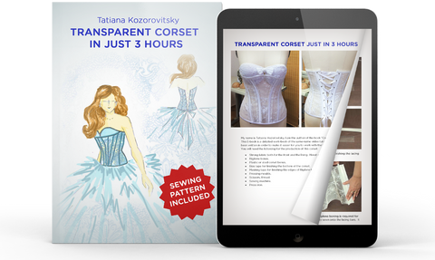 Free ebook How to Make a Corset in 3 Hours