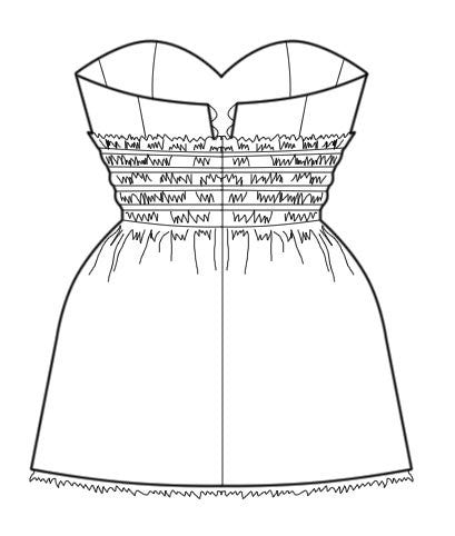 eBook: Party Dress, eBook, Corset Academy