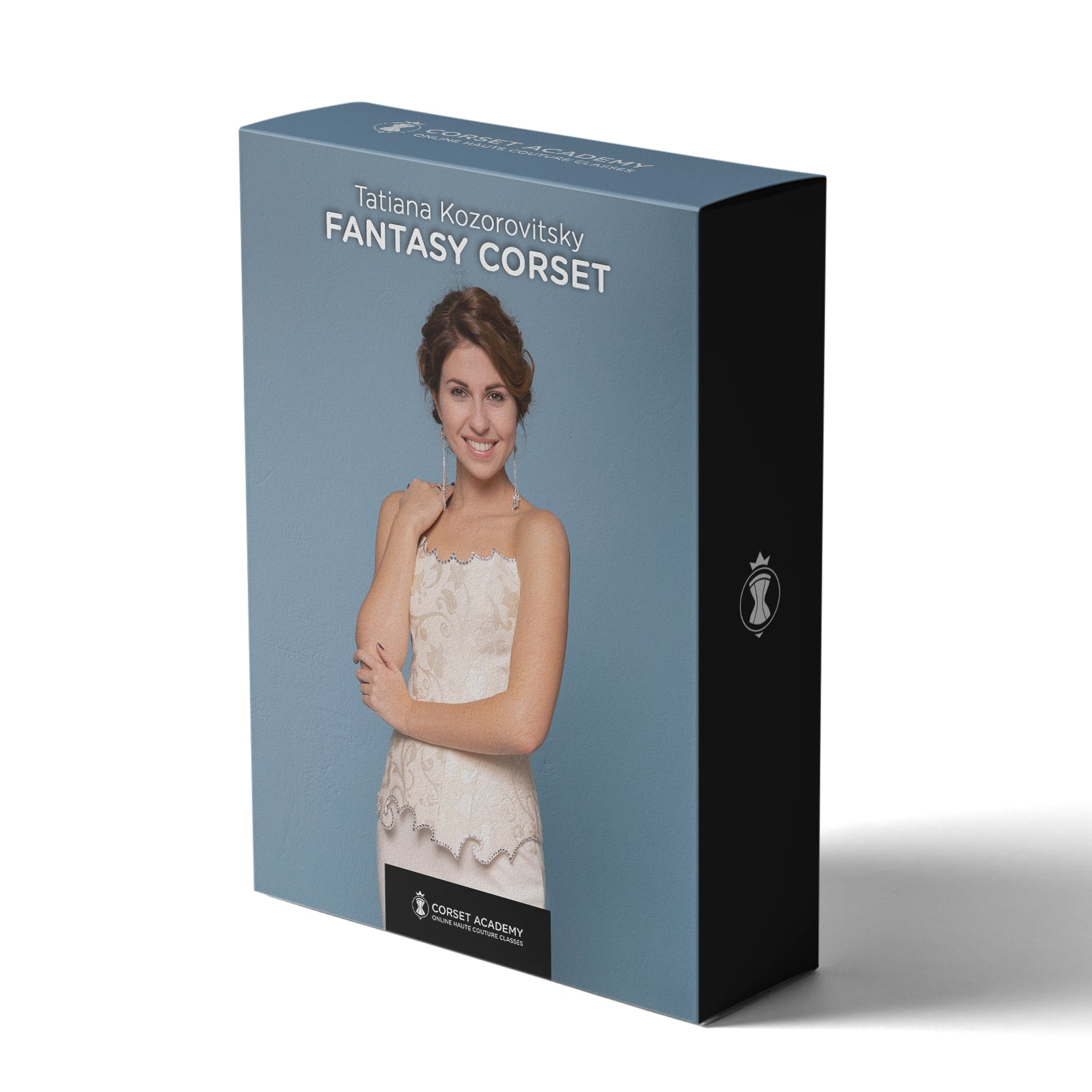 Video Course: Fantasy Corset, Video Course, Corset Academy