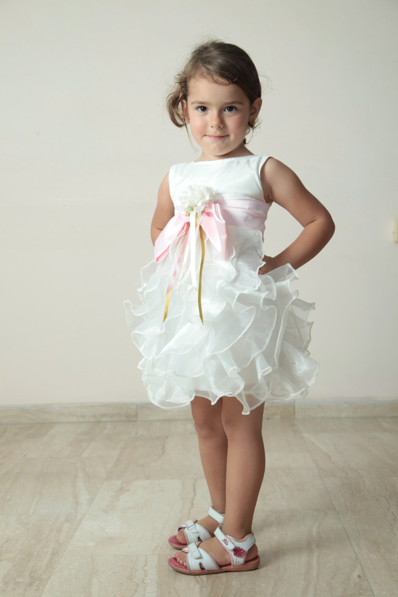 eBook: Fancy Dresses for Girls Aged 3 and Under