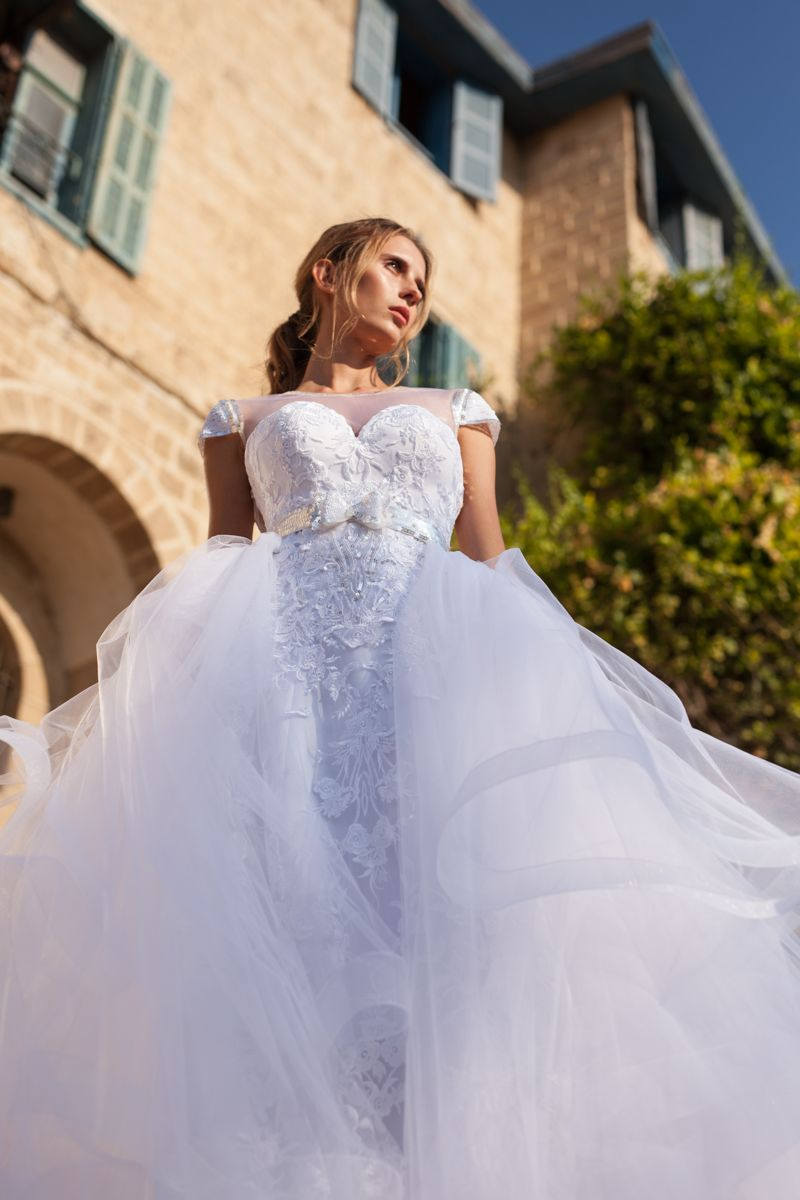 Video Course: Wedding Dress with Detachable Full Skirt, Video Course, Corset Academy