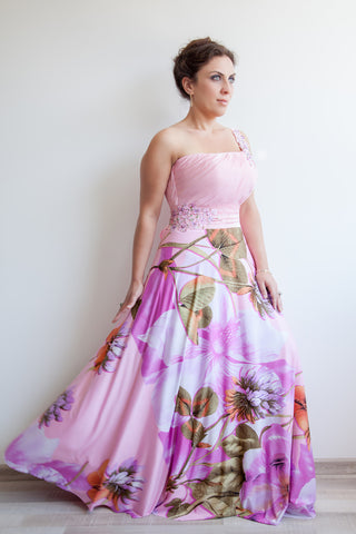 Pattern: Plus Size Dress with a Strap, Pattern, Corset Academy