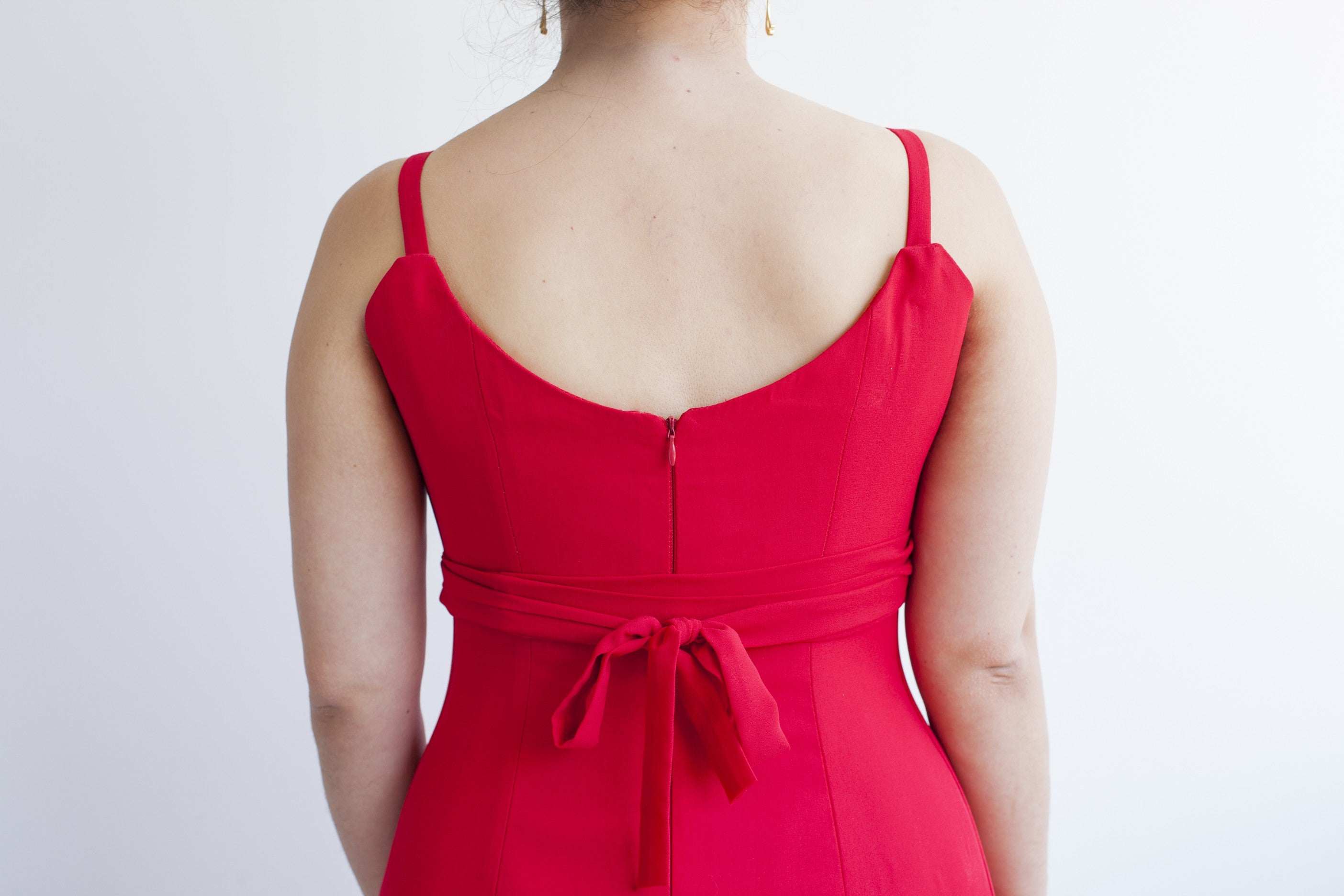 Video Course: Plus-Size Dress with Hidden Lacing, Video Course, Corset Academy