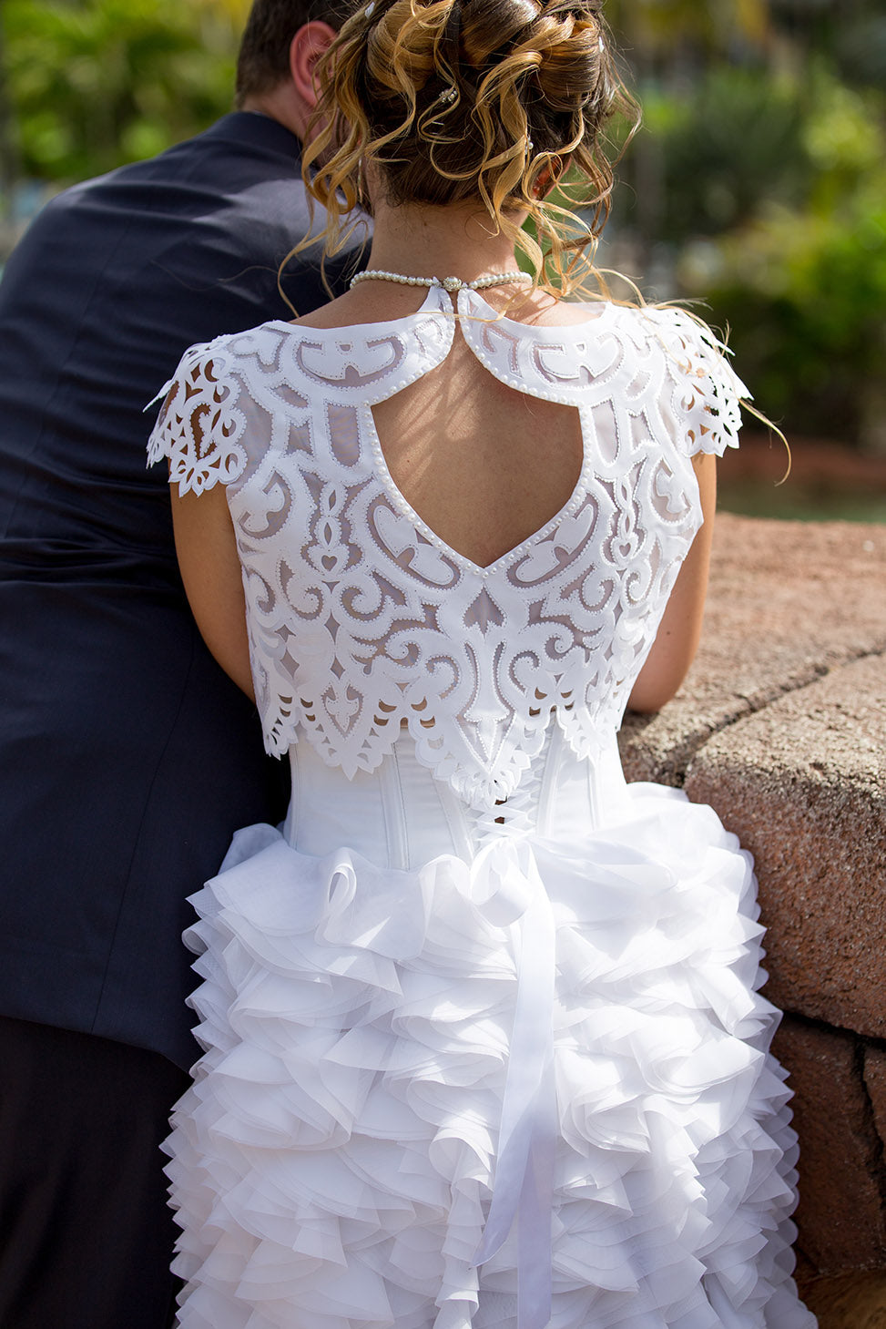 Video Course: Crop Top Wedding Dress, Video Course, Corset Academy