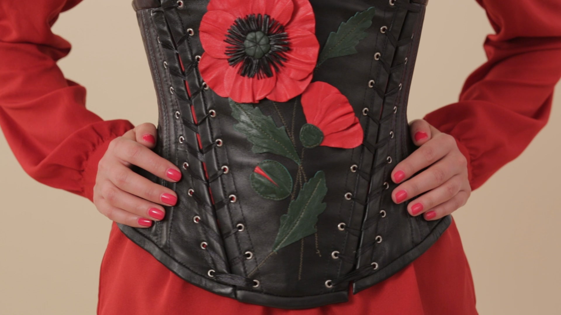 Video Course: Transformer Under-Bust Corset, Video Course, Corset Academy