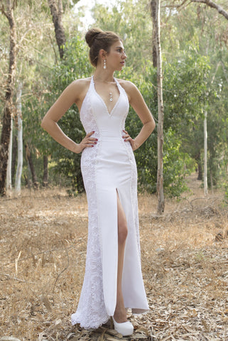 Pattern: Wedding Dress without Side Seams, Pattern, Corset Academy