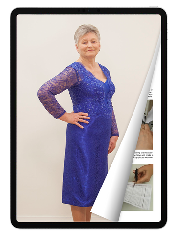 eBook: Corset-Dress with Sleeves