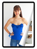 eBook: Corset with Quilted Cups