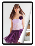 eBook: Bodysuit with Corset Cups