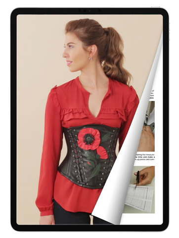 eBook: Transformer Under-Bust Corset
