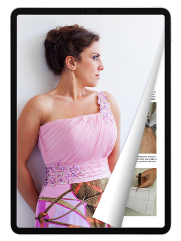 eBook: Plus Size Dress with a Strap