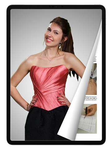 eBook: Corset with Drapery