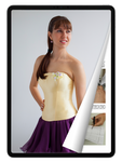 eBook: Corset with 2 Curves