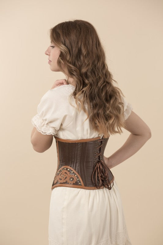 Video Course: Steampunk Corset, Video Course, Corset Academy