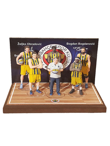 FB 3D PRINT BASKETBOL SET FİGÜR 1/20
