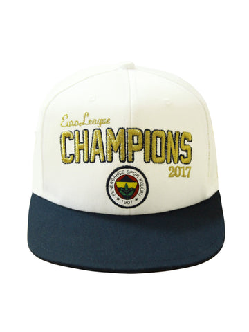 FB BASKET-CHAMPIONS HİPHOP ŞAPKA