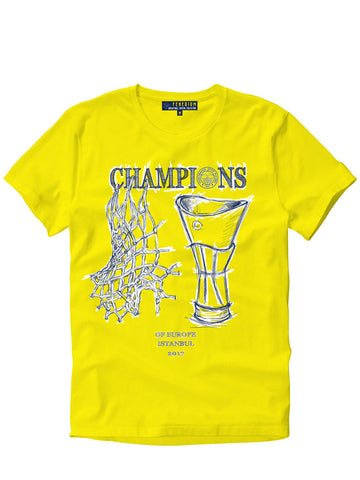 CHAMPIONS OF EUROPE ÇOCUK T-SHIRT