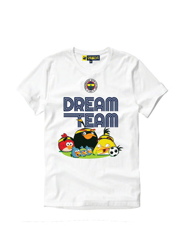 A.BIRDS DREAM TEAM T-SHIRT