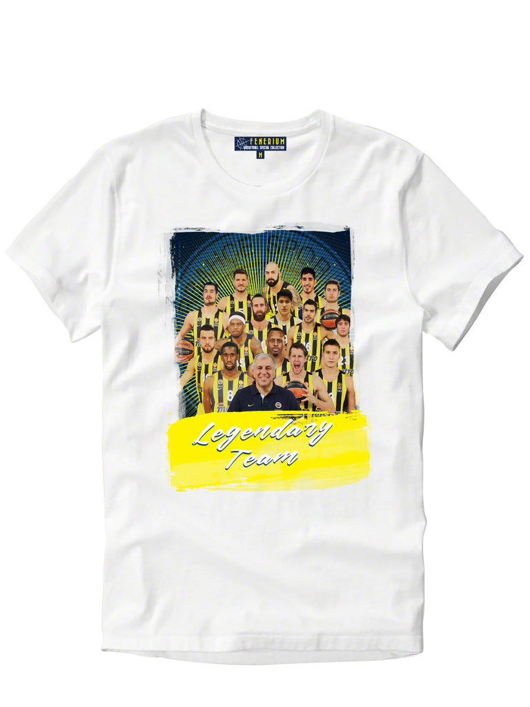 BASKET LEGENDARY TEAM T-SHIRT