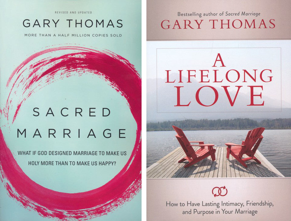 Sacred Marriage and Lifelong Love Bundle