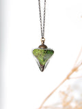 Diamond Terrarium Necklace