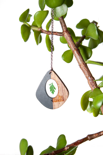 EcoResin: Wooden TwoFace