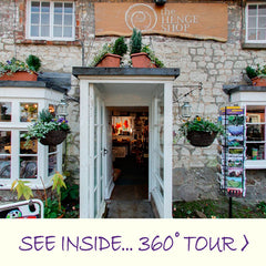 Henge Shop, Avebury - doorway link to 360 degree tour