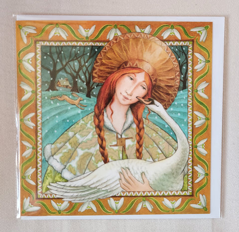 Wendy Andrew - Imbolc Anticipation