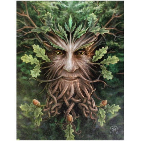 Oak King Canvas