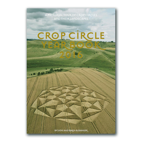 Crop Circle Yearbook 2016