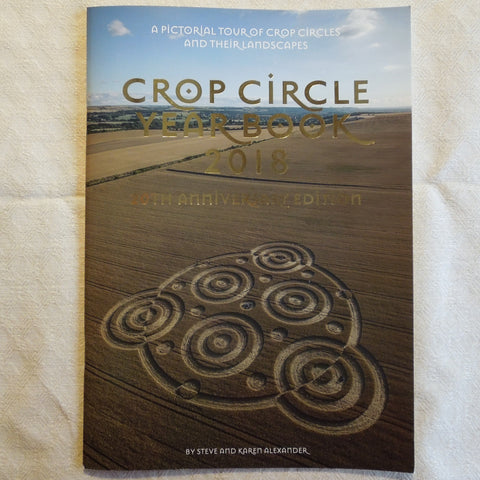 Crop Circle Yearbook 2018