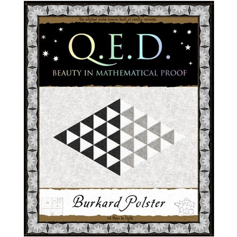 Q.E.D - Little Wooden Book