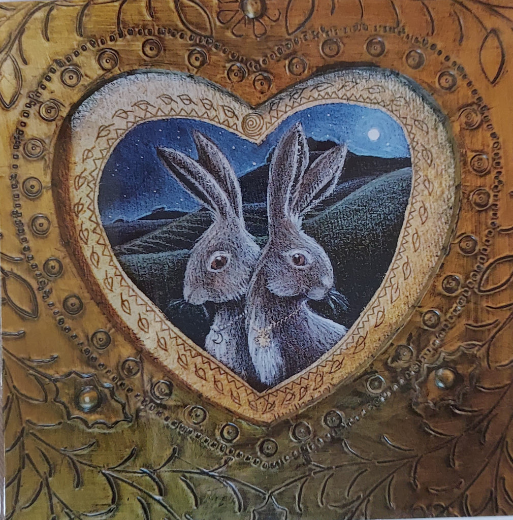 Hannah Willow - Valentine Hare