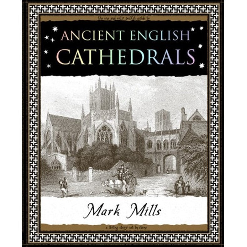 Ancient English Cathedrals - Little Wooden Book