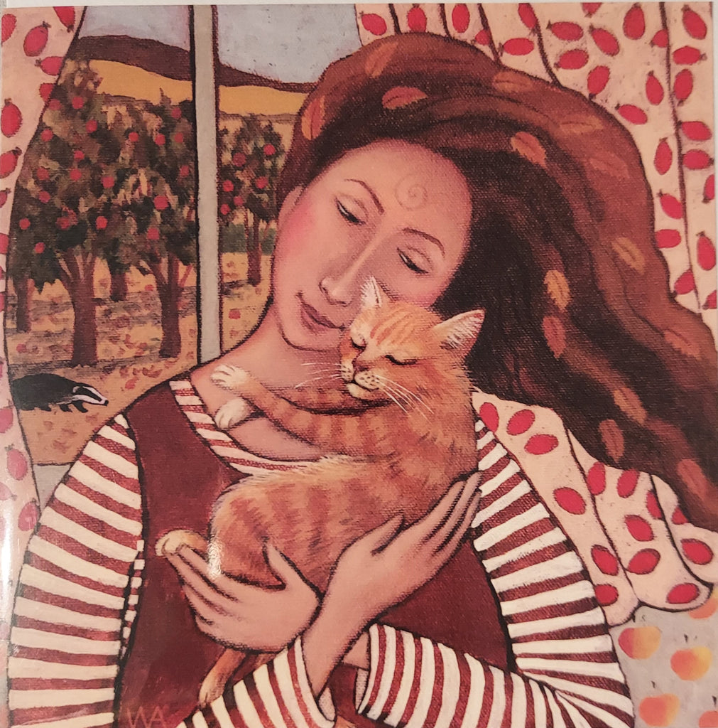 Wendy Andrew - Autumn Snuggles